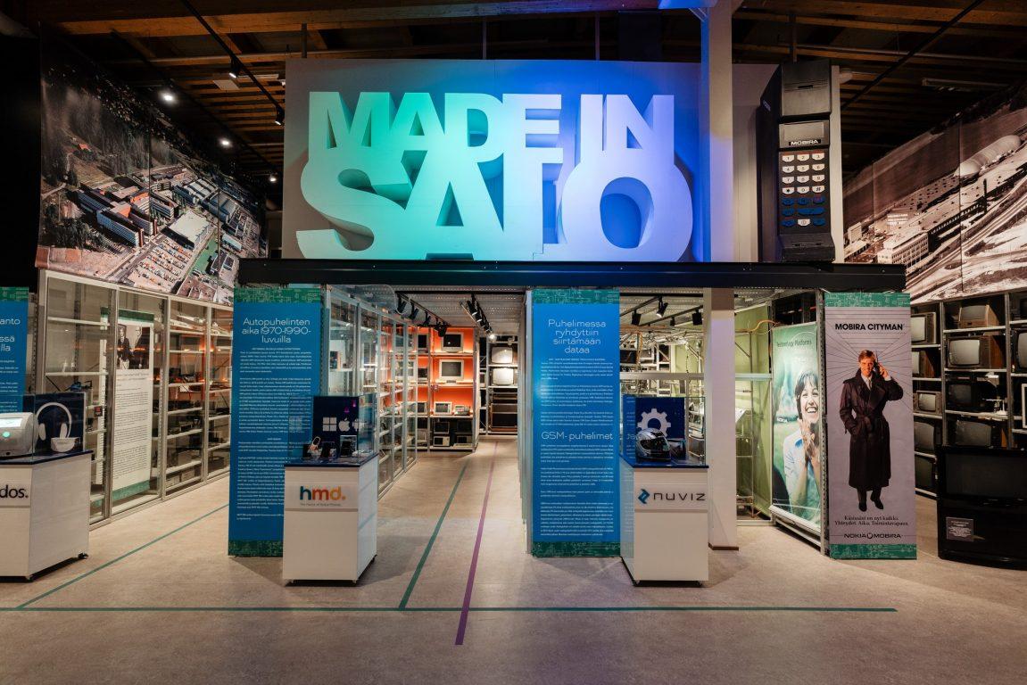 Astrum Keskus, Elektroniikkamuseo tarjoaa aktiviteetteja sekä pienemmmille, että suuremille vierailijoille