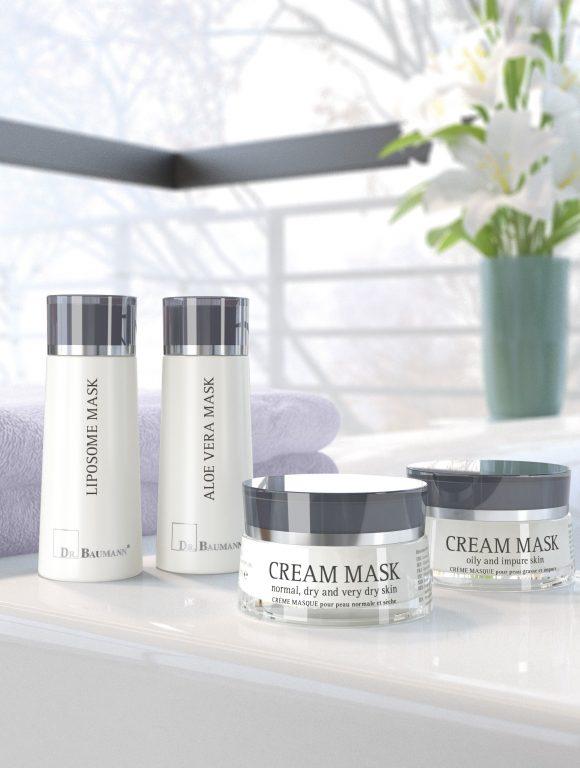 Kauneushoitola Rosmarinuksesta voit ostaa kauneushoitolan ihonhoitotuotteita kotikäyttöön. mm.Dr.Baumann kuuluu valikoimaan