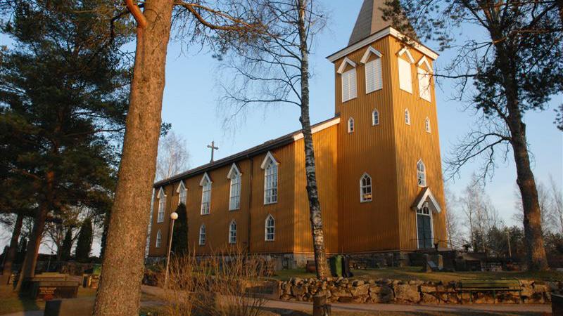 Kiikalan kirkko