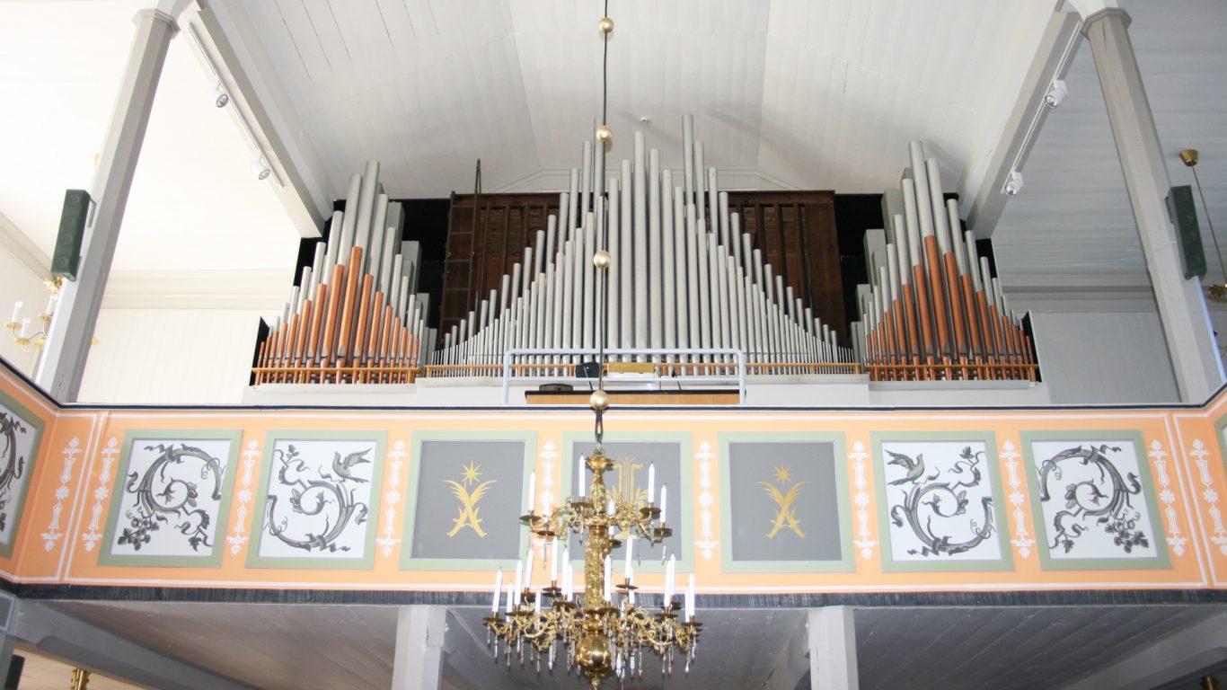 Kiikalan kirkko ja urut