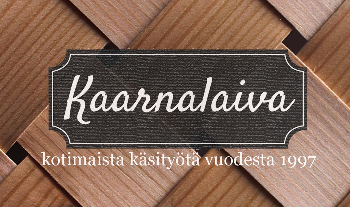 Käsityöverstas Kaarnalaivan Logo