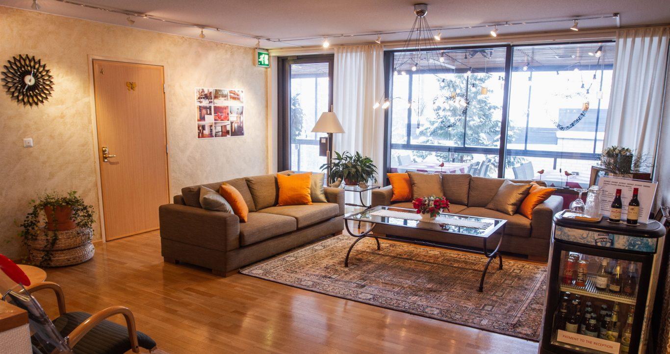 Hotel Fjalar, kodikas ja viihtyisä, ole kuin kotonasi