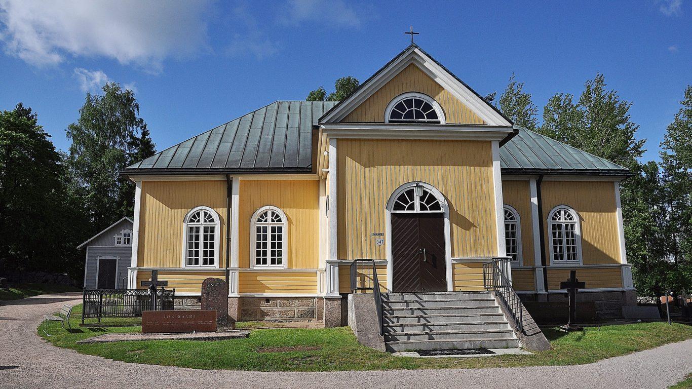 Muurlan kirkko