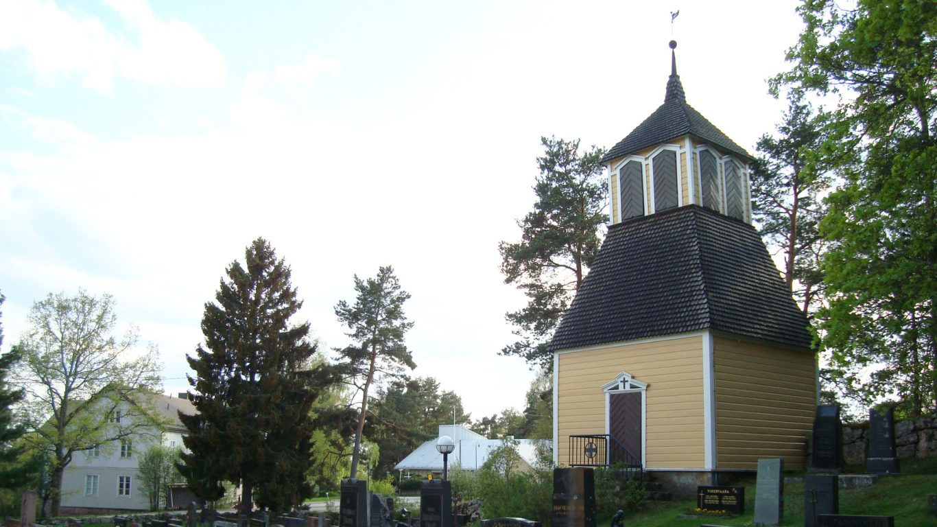 Muurlan kirkon kellotapuli