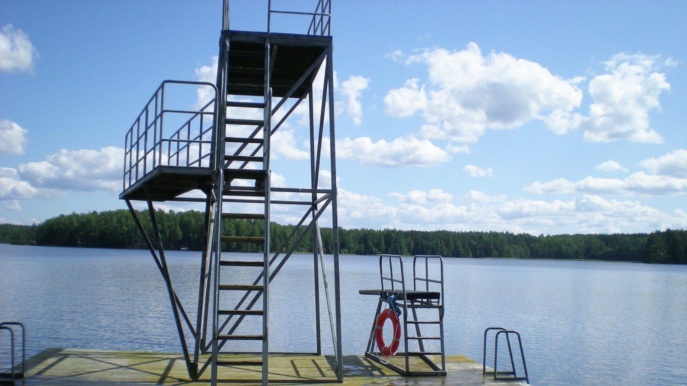 Naarjärven uimaranta