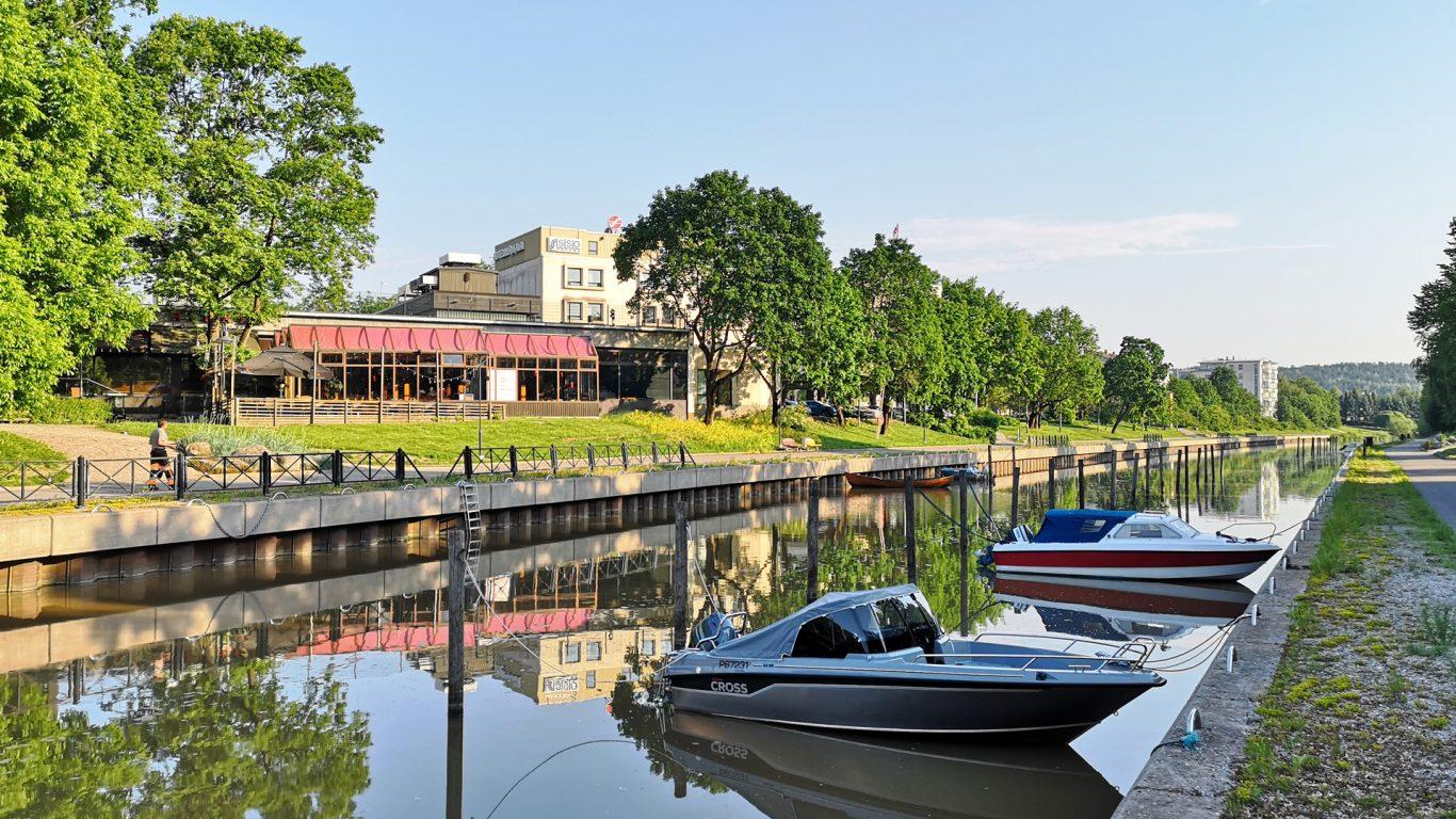 Original Sokos Hotel Rikala Salonjoen rannalla