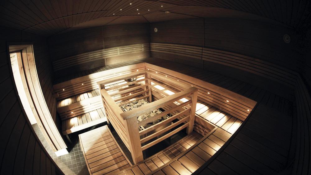 Original Sokos Hotel Rikalan sauna