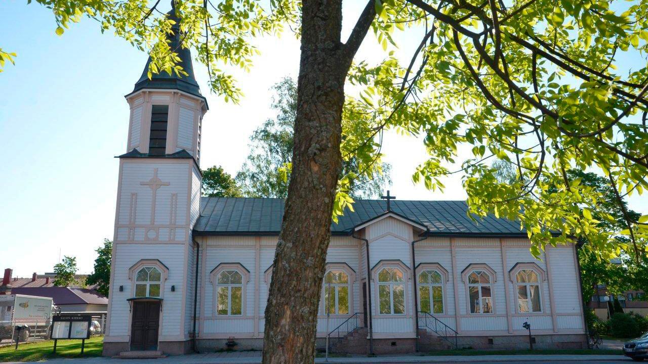 Salon kirkko