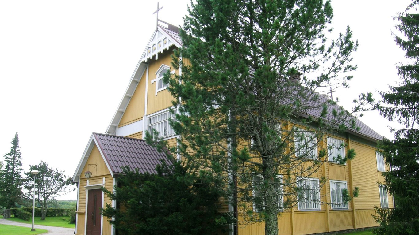 Vaskion kirkko