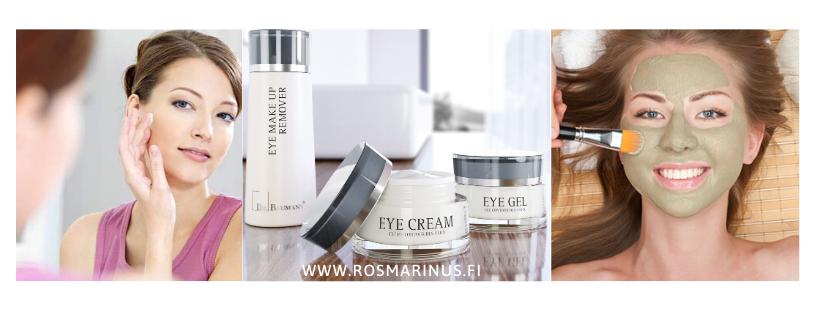 Kauneushoitola Rosmarinus, erikoiskosmetologin palvelut, kosmetiikan myymälä ja verkkokauppa