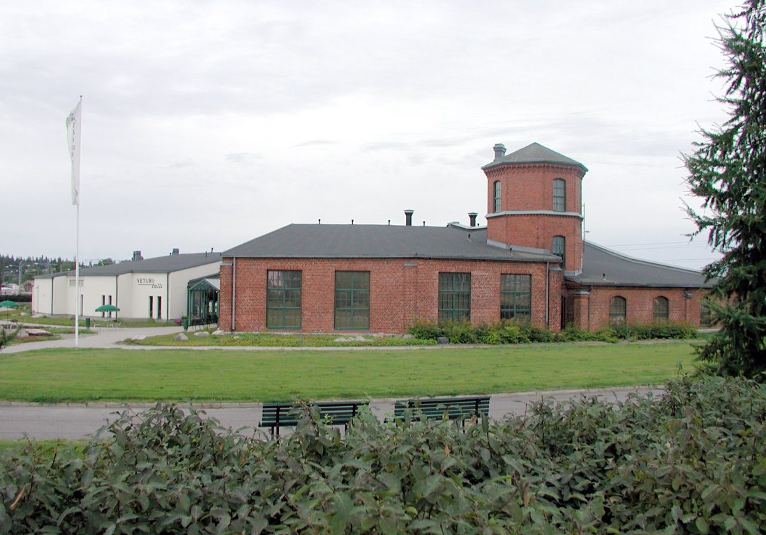 Salon taidemuseo Veturitalli