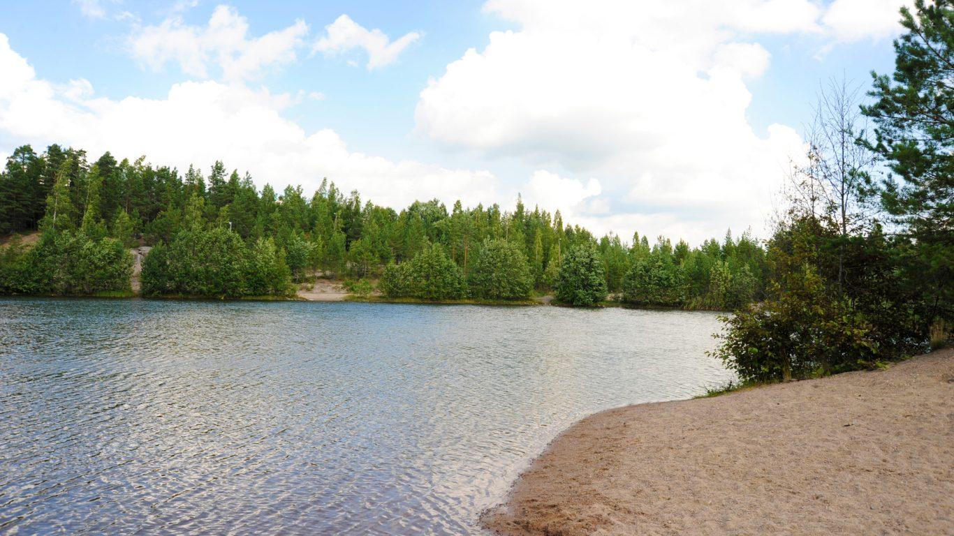 Märynummen uimaranta