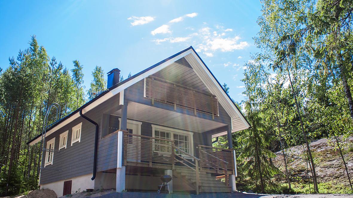 Vuokramökit ja vuokraveneet kalastajille Särkisalosta - www.ylostalo.fi
