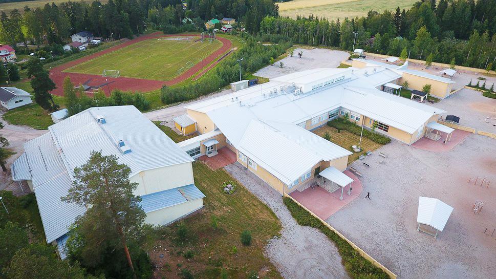 Kuusjoen yleisurheilukenttä ja pallokenttä