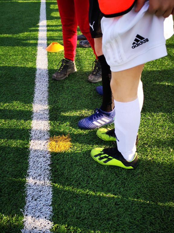 Jalkapallokengät
