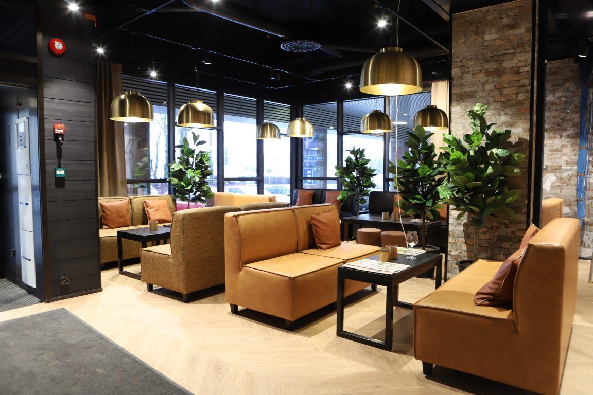 Original Sokos Hotel Rikala Aula Lobby Bar Moderni Uusittu Wifi Kahvi Vastaanotto