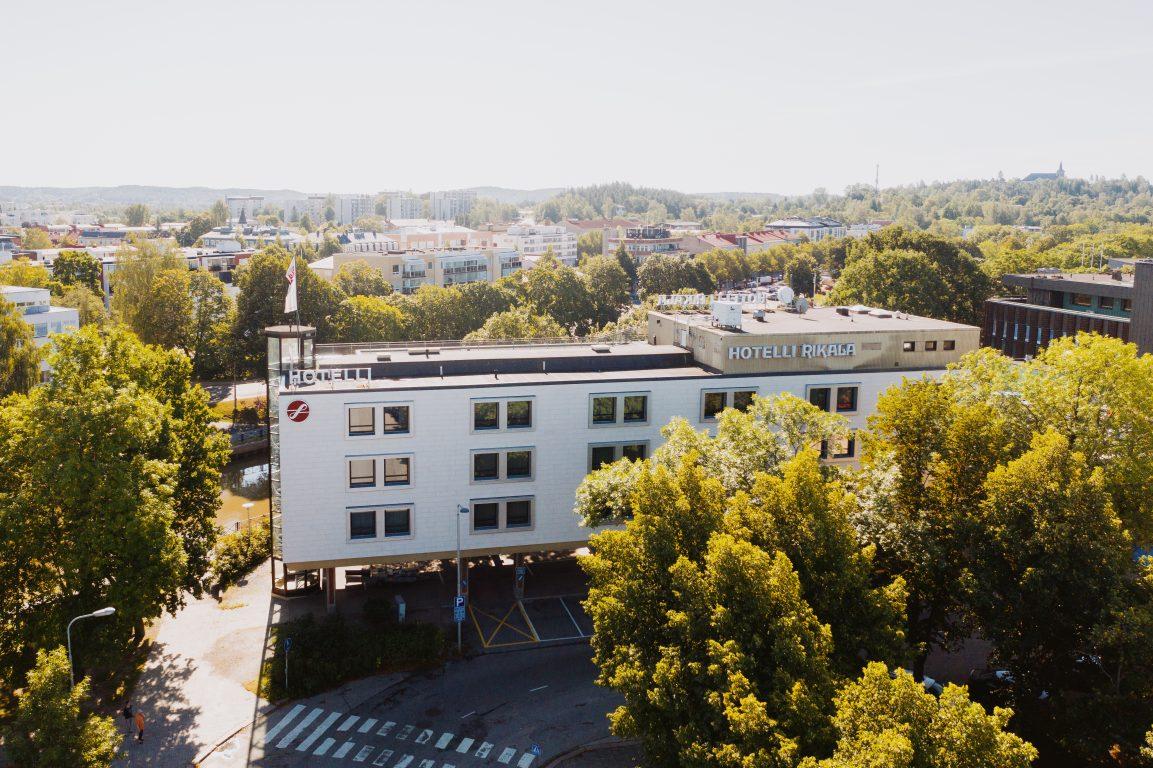 Original Sokos Hotel Rikala Joenrannalla Salo Moderni Uusittu