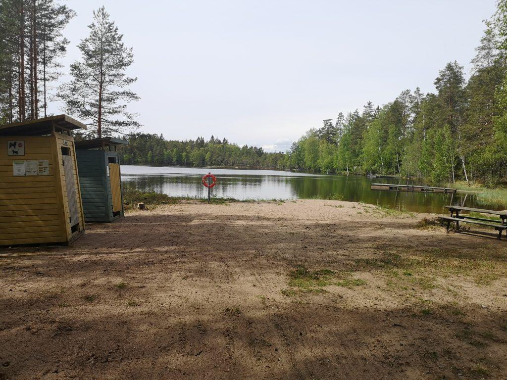 Vähäjärven uimapaikka
