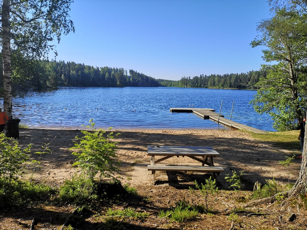 Piiljärven uimapaikka