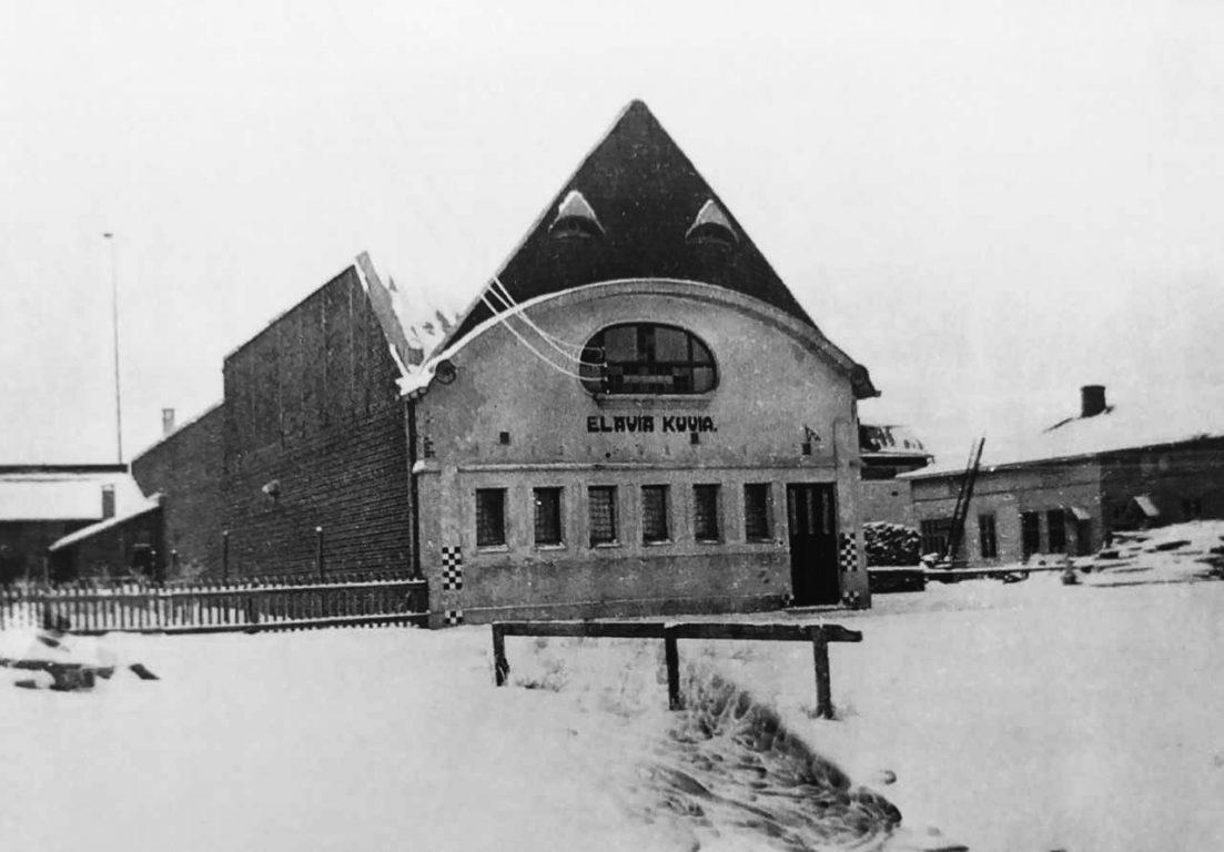 Elokuvateatteri Keskus