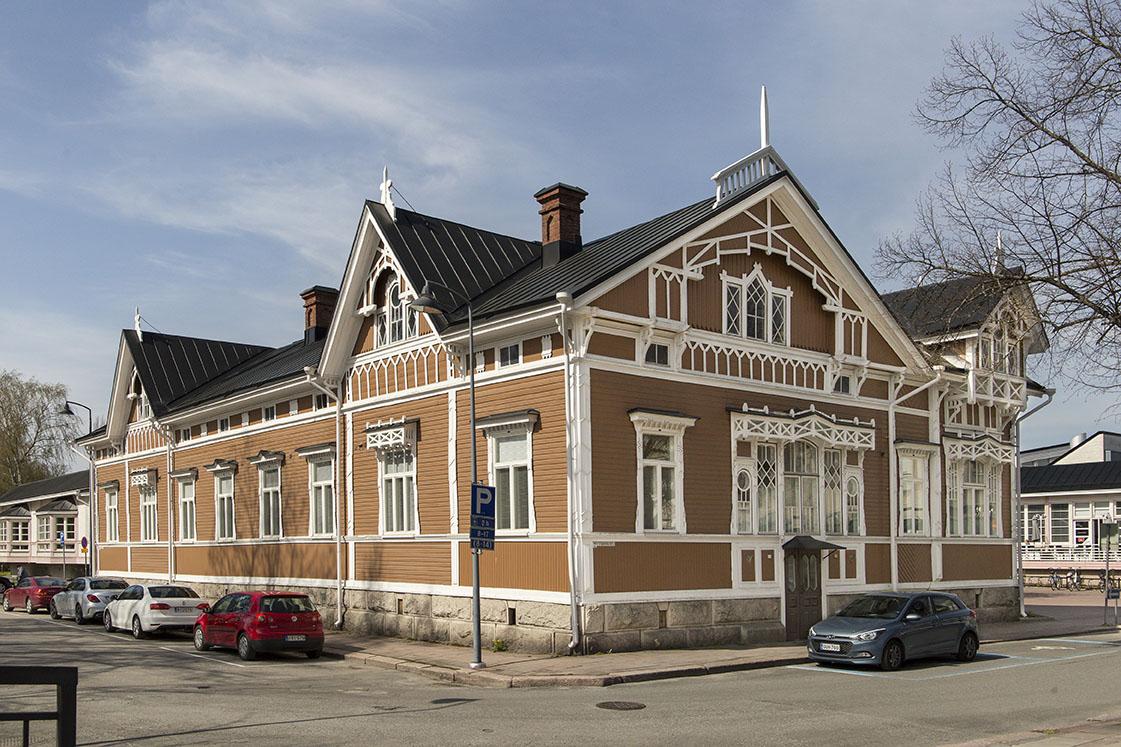 Åbergin talo - Musiikkiopisto