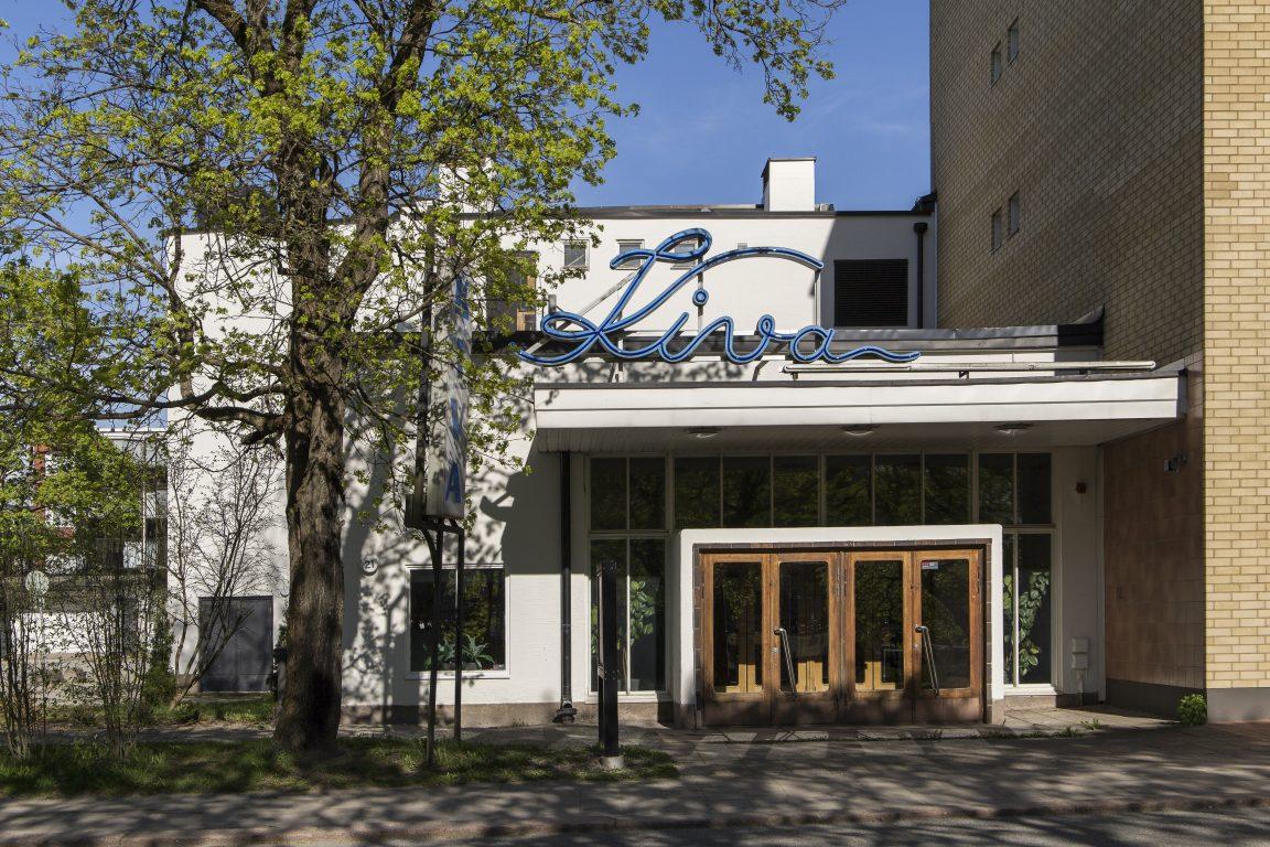 Elokuvateatteri - Kulttuuritalo KIVA