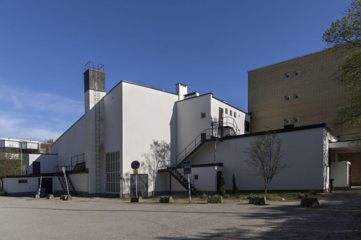 Elokkuvateatteri - Kulttuuritalo KIVA