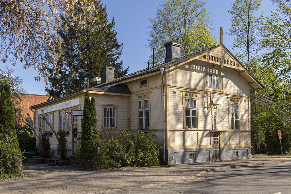 Viikarin talo - Seurahuone