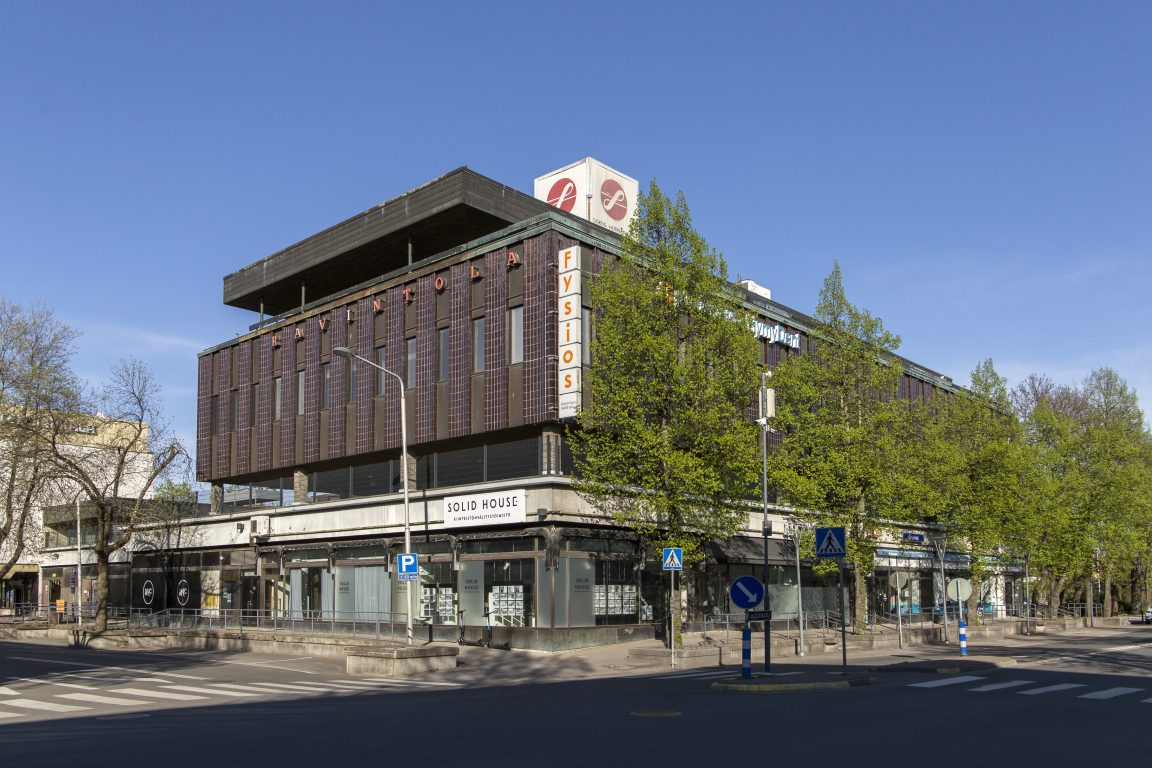 Kansallis-Osake-Pankin talo