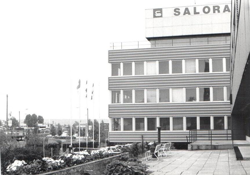 Salora Oy:n pääkonttori