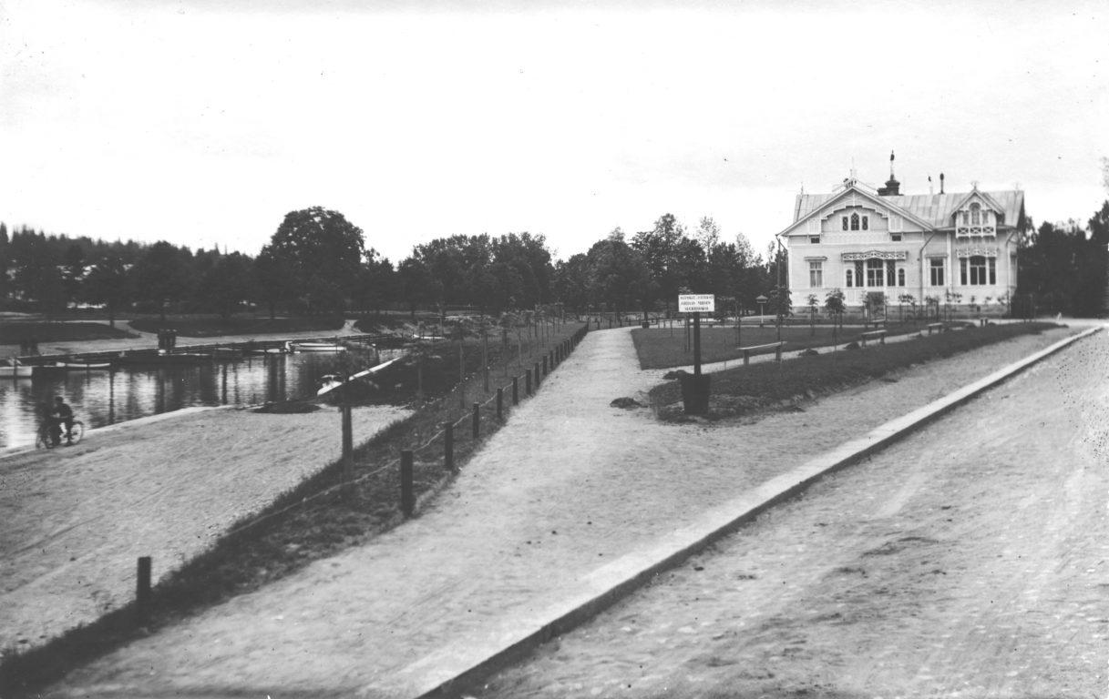 Åbergin talo