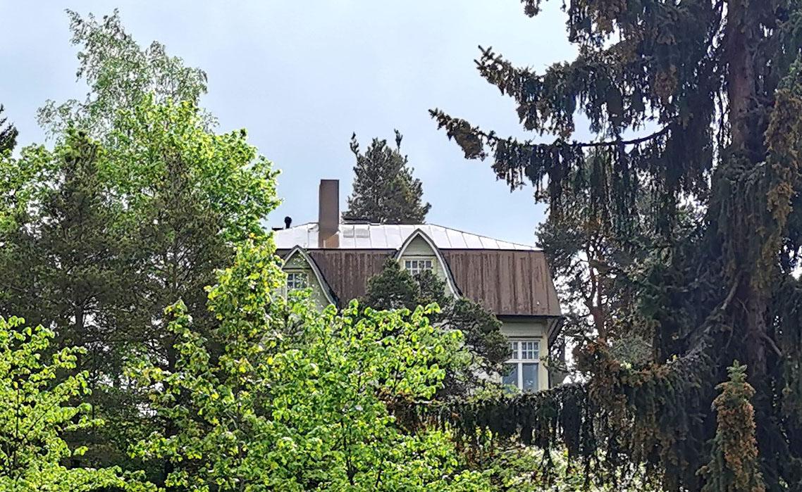 Lindbomin talo